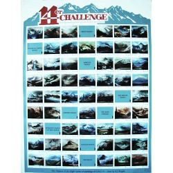 Fourteeners Adventure Poster