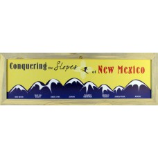 New Mexico Ski Slopes