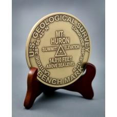 Mt Huron
